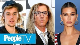 Hailey Baldwin Calls Tool Frontman 'Childish' After Justin Bieber Diss | PeopleTV