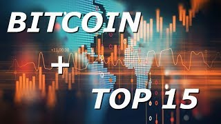 Обзор криптовалюты BITCOIN + TOP 15 - [29/06/2019]