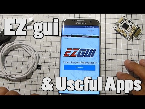 EZGUI and useful apps for FPVers! - UCpHN-7J2TaPEEMlfqWg5Cmg