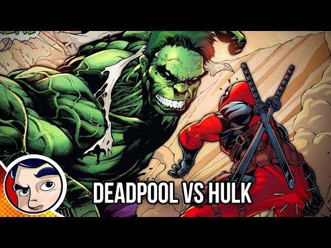 "Deadpool Vs Hulk ""Suicide by Hulk"" - Complete Story | Comicstorian - UCmA-0j6DRVQWo4skl8Otkiw"