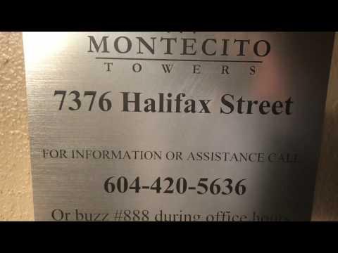 Montecito Apartments Burnaby BC Vancouver Canada