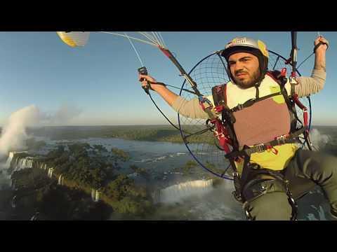 Stunning 360° Paramotor Flight Above Iguazu Falls w/ Rafael Goberna - UCblfuW_4rakIf2h6aqANefA