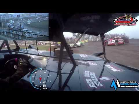 #2 Dan Dowling WISSOTA Late Model On-Board @ River Cities (7/8/21) - dirt track racing video image