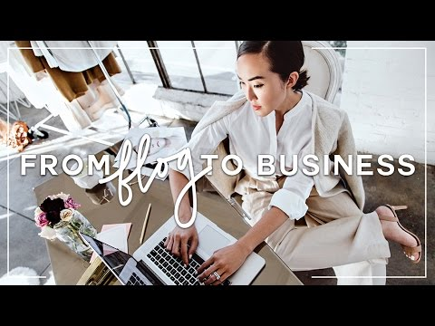 How to Turn Your Blog into a Business | Chriselle Lim - UCZpNX5RWFt1lx_pYMVq8-9g
