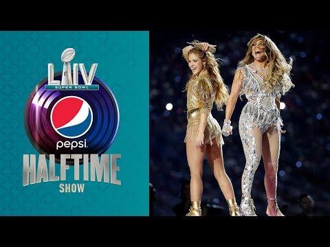 50 настай Jennifer lopez, 43 настай Shakira нарын гайхамшигт шоу