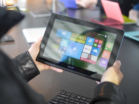 Acer Aspire Switch 10 E hands-on - UCwPRdjbrlqTjWOl7ig9JLHg