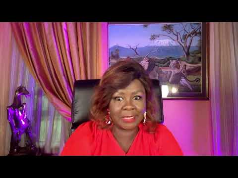 My Peace I Leave With You Part 2  MORNING GLORY WITH REV KATHY KIUNA - 20th April 2021.