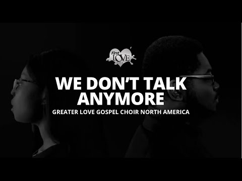 First Love Music - We Don't Talk Anymore (Official Music Video)