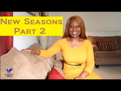 New Seasons Part 2