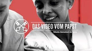Das Gebetsanliegen von Papst Franziskus für den Monat April 2019