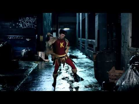 Injustice: Gods Among Us  Gamestops Bizarre Red Son Commercial - UCKy1dAqELo0zrOtPkf0eTMw