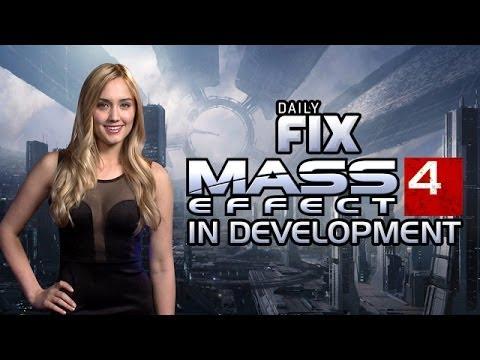 Mass Effect 4 News & PS4 Update Arrives - IGN Daily Fix - UCKy1dAqELo0zrOtPkf0eTMw