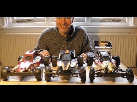 Schumacher Cat XLS, PB Mini Mustang and Kyosho Optima - The History of RC Buggies - UCErr8b5Sc1owxI31N6WZmIA