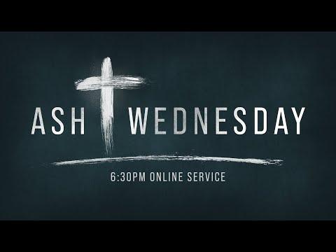 Ash Wednesday Online Service - 02/14/2021 - Christ Church Nashville
