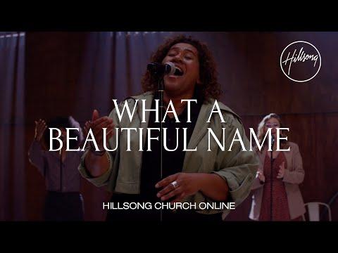 What A Beautiful Name (Church Online) - Hillsong Worship
