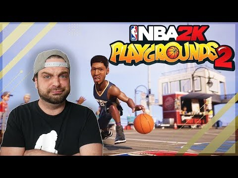 Do NOT Buy NBA 2K Playgrounds 2! | RGT 85 - UCA5RGaQc-a8tIX_AqTTmWdw