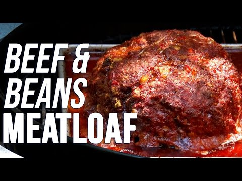 Beef and Beans Meatloaf by the BBQ Pit Boys - UCjrL1ugI6xGqQ7VEyV6aRAg