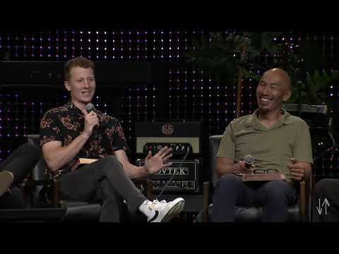 Unlikely Friendships: A Discussion with Andy Byrd & Francis Chan at IHOPKC (Part 1)