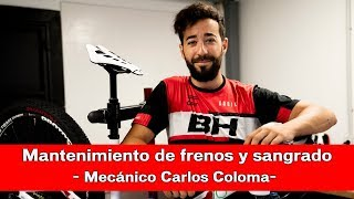El mecánico de Carlos Coloma nos da los mejores consejos sobre frenos