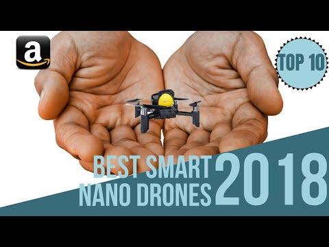 Top 10: Best Smart Nano Drones with HD Camera of 2018 - UCdW5pP2ct-HWv4WXSpvXBDQ