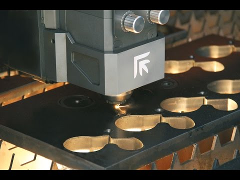 Prima Power Platino Fiber with 4kw Laser Cutting Demonstration - UCHoYiL5EOWceaHP2jjrDn-A