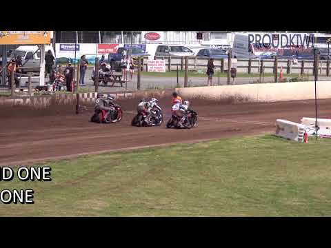 Rosebank Speedway - CLASSIC SIDECARS - 25.10.20 (4K) - dirt track racing video image