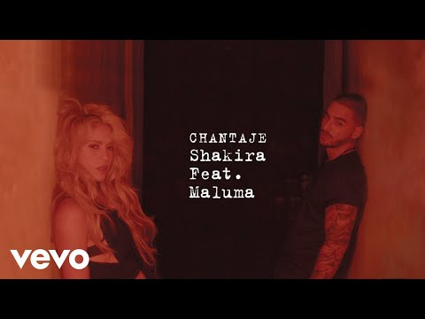 Shakira - Chantaje (Audio) ft. Maluma - UCGnjeahCJW1AF34HBmQTJ-Q