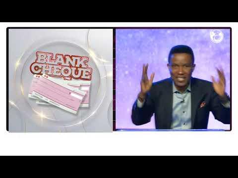 Blank Cheque  Godman Akinlabi (Sunday 3rd January, 2021)