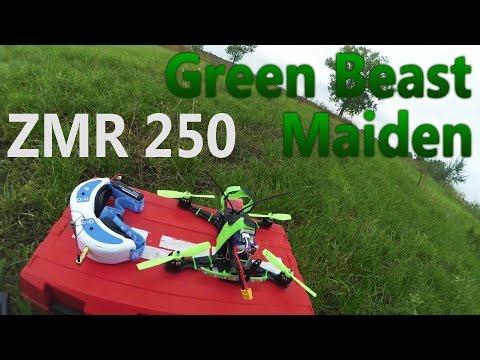 ZMR 250 - Green Beast Maiden - UCrHe3NKMlyZN1zPm7bEK8TA