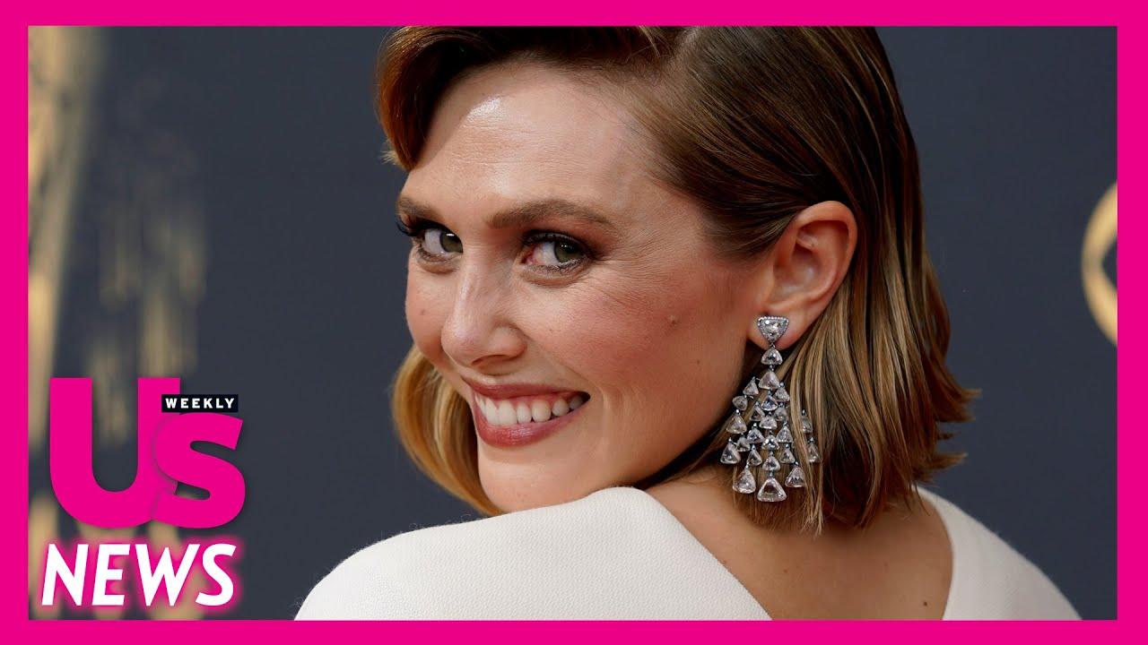 Elizabeth Olsen Emmys 2021 Gown Designed By Mary-Kate & Ashley