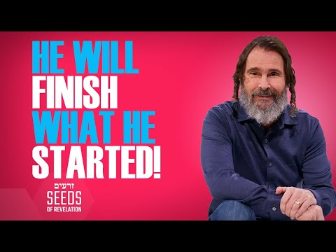 He Will Finish What He Started!