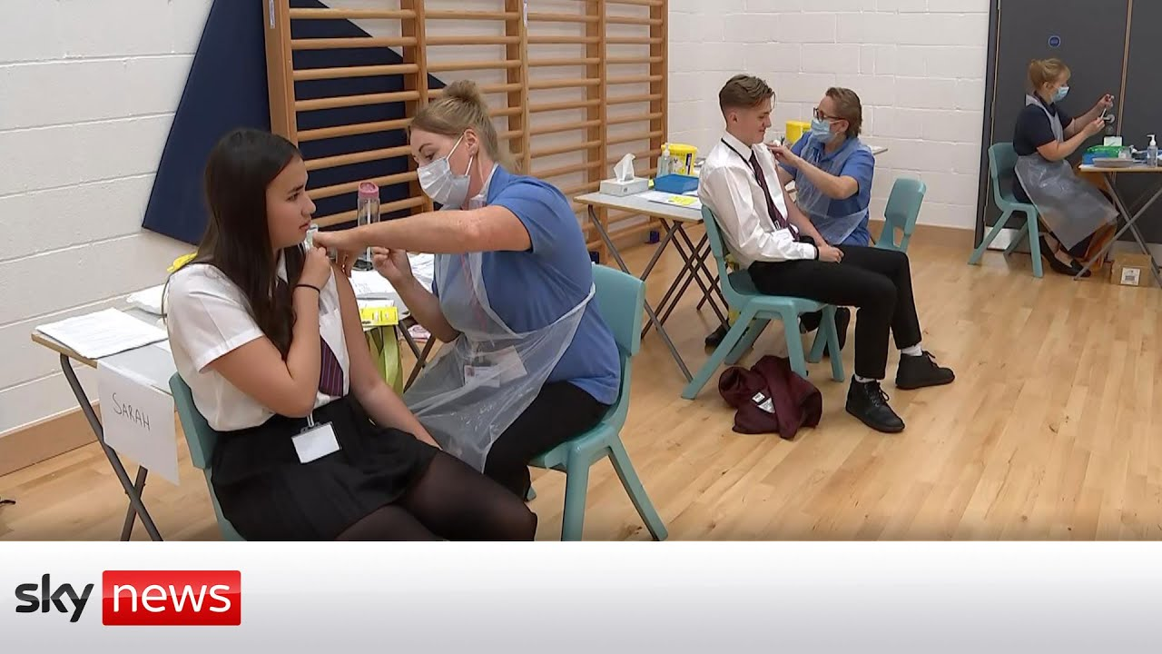 COVID: Should primary school children be vaccinated?