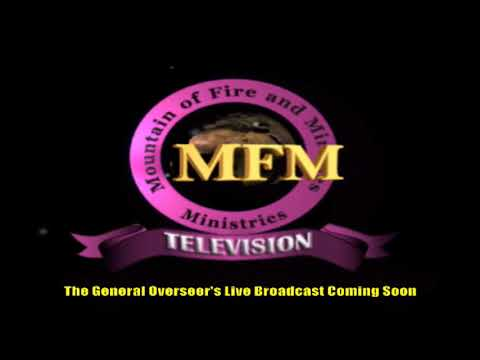 FRENCH MFM SPECIAL MANNA WATER SERVICE WEDNESDAY AUGUST 5TH 2020