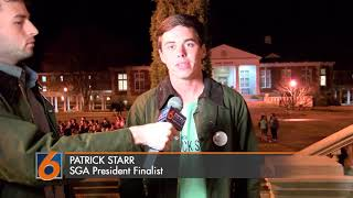 Patrick Starr gave his first post-announcement interview to Eagle Eye TV. He talks about what campaign week was like and plans for the future.