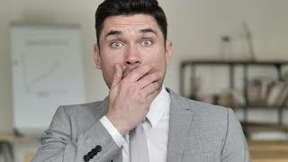 Frustrated Businessman Upset by Project Failure | Stock Footage - Videohive
