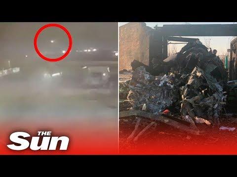 Ираны талаас пуужин харвасан нь нотлогдсон бичлэг олджээ