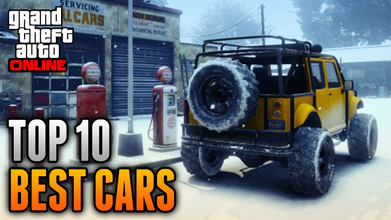 gta online best cars to buy