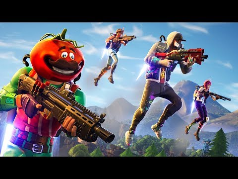 Shotguns and Jetpacks!! New *CLOSE ENCOUNTERS* Gameplay!! (Fortnite Battle Royale) - UC2wKfjlioOCLP4xQMOWNcgg