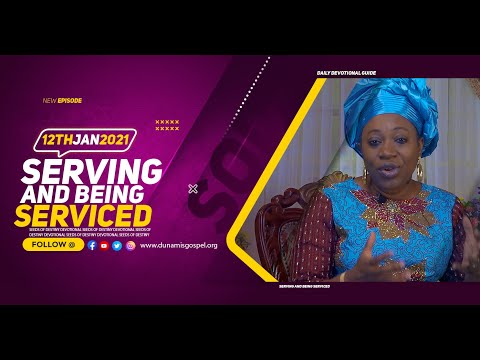 Dr Becky Paul-Enenche - SEEDS OF DESTINY  TUESDAY JANUARY 12, 2021