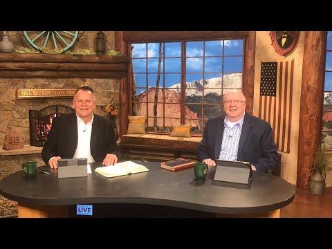 Charis Daily Live Bible Study: Greg Mohr - Confident Prayer - Aug 21, 2020