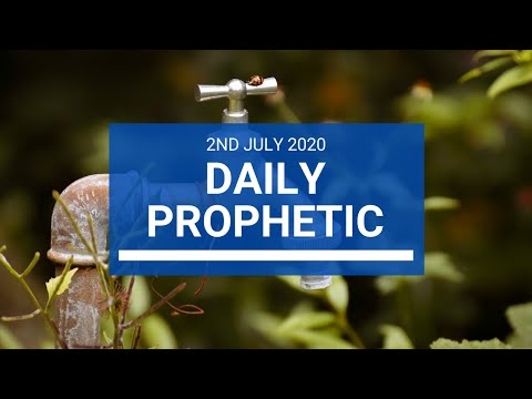 Daily Prophetic 2 July 2020 3 of 10