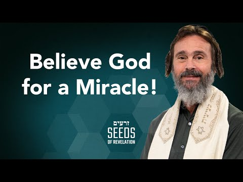 Believe God for a Miracle!