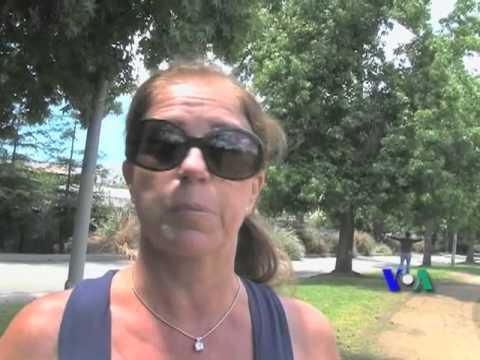 Sẵn sàng ứng phó với động đất ở California (VOA)