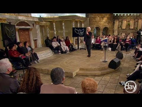 Our God is a Healing God, Part 3 - A special sermon from Benny Hinn