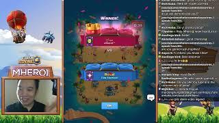 Royal  LucasXgamer 6700+   Ladder Pushing  Clash Royale  11/8/2019