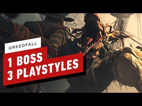 GreedFall: Defeating One Boss Using Three Different Playstyles - UCKy1dAqELo0zrOtPkf0eTMw