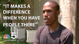 Ex-Gang Member Turned Life Around After Getting Shot 14 Times | NBC Chicago