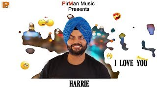 I Love You II Harrie Parmar II PirMan Music II  - pirmanmusic , Acoustic
