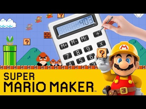 This Working Calculator in Super Mario Maker Is Amazing! - UCKy1dAqELo0zrOtPkf0eTMw