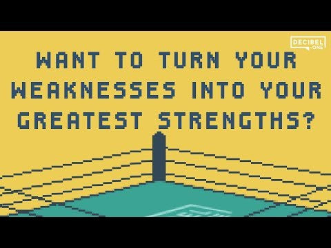 Want to turn your weaknesses into your greatest strengths? Watch this. - Less Is More - Ep 2